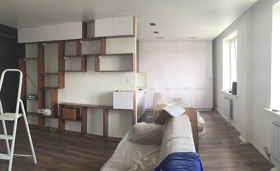 Дизайн 3-х комнатной квартиры «Современный стиль» - конец ремонта