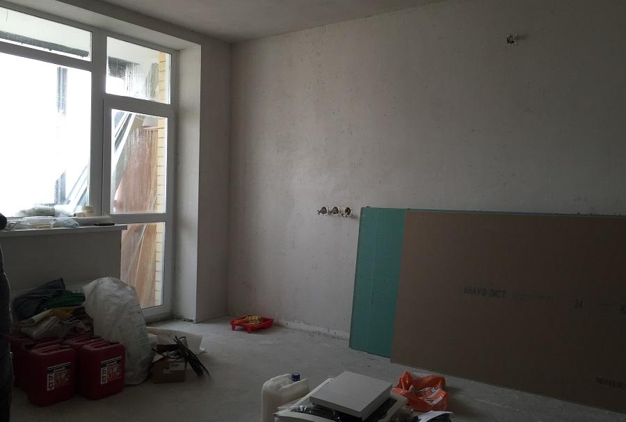 Холостяцкая квартира в стиле «Pop-Art»: начало ремонта