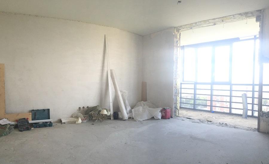Дизайн проект квартиры в ЖК «Москва»: начало ремонта