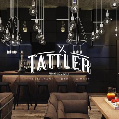 Дизайн ресторана Tattler