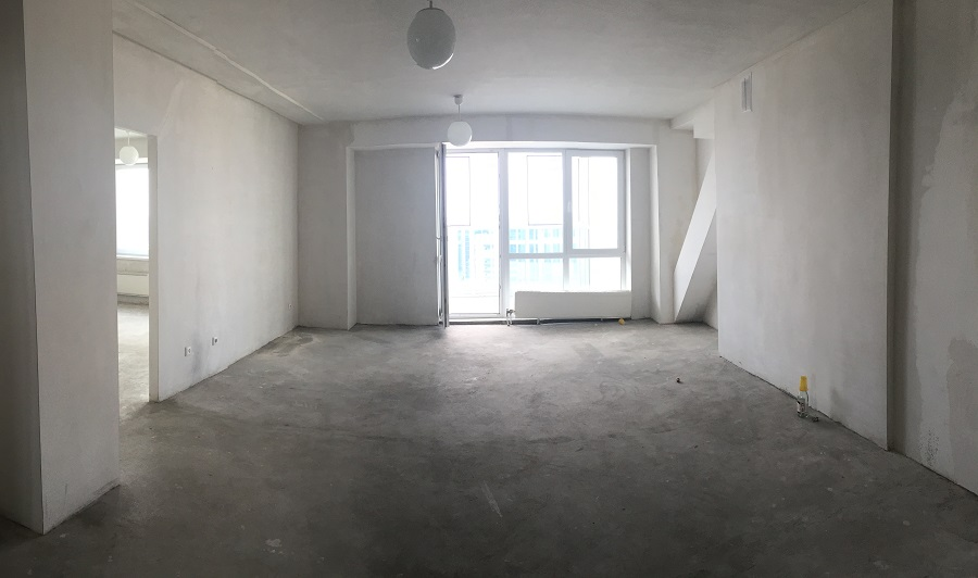 Дизайн интерьера 2-х комнатной квартиры, ЖК «Тихвин», г. Екатеринбург: начало ремонта