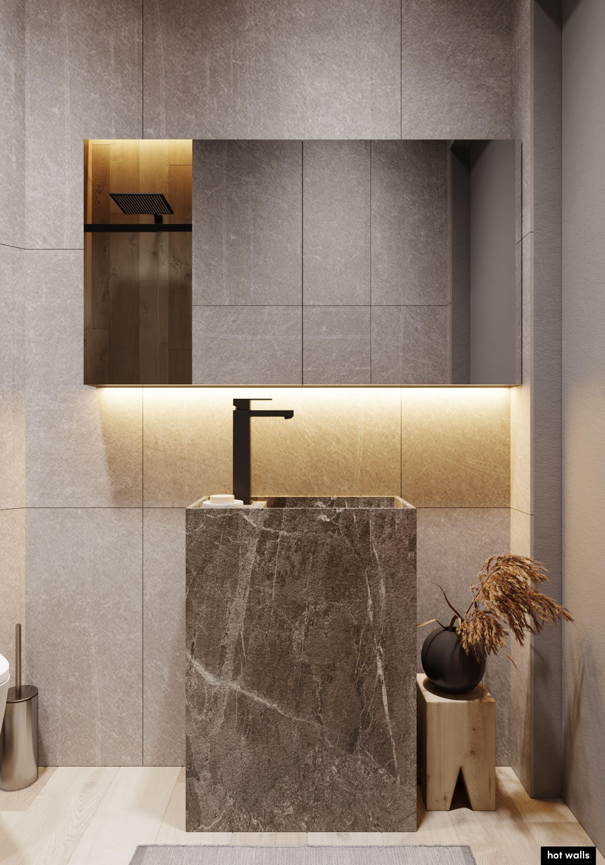 SECOND BATHROOM 1