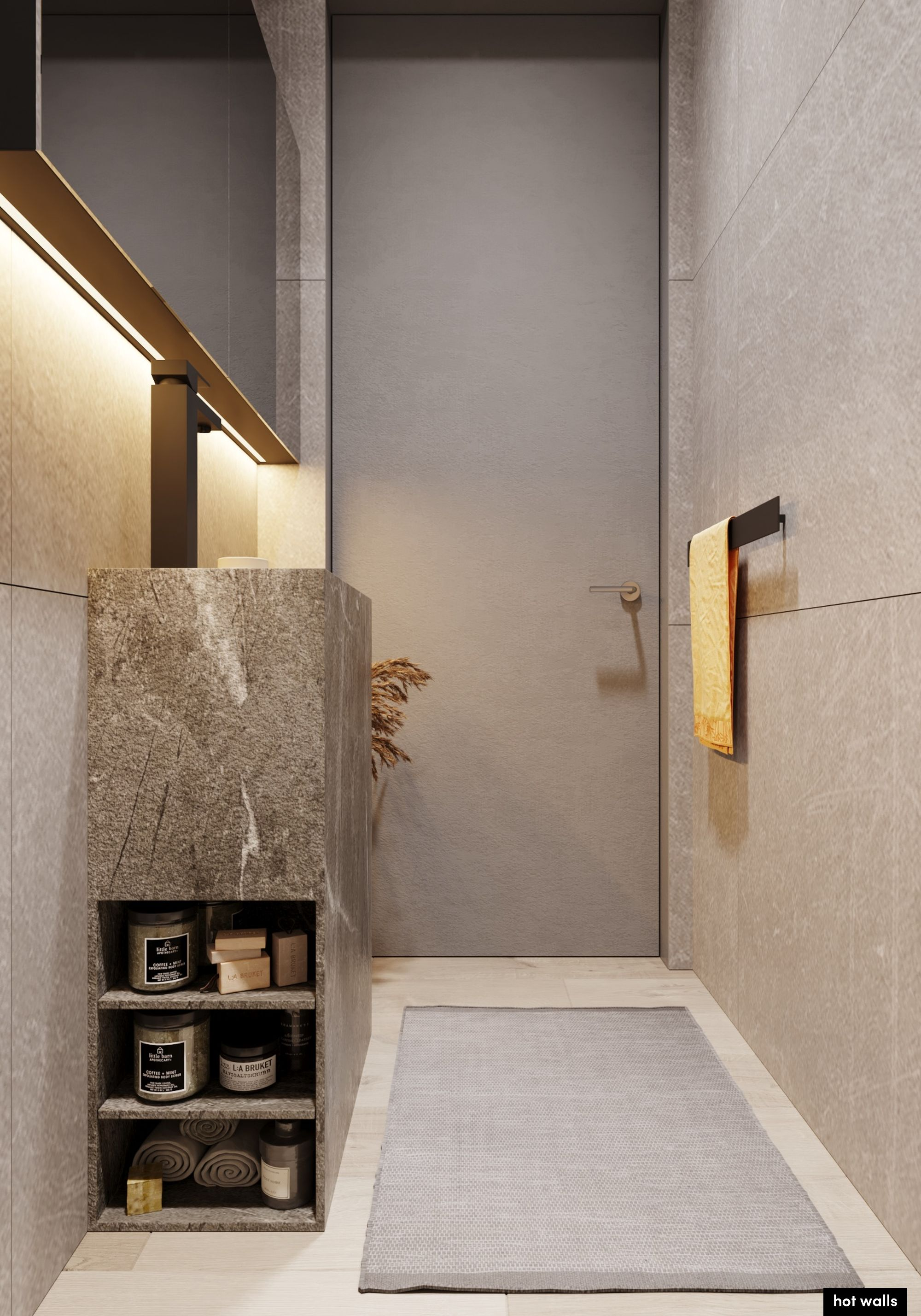 SECOND BATHROOM 3